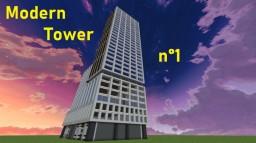 Modern Tower n°1 Minecraft