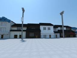 Chome 1, Kouchiminami, Hiroshima, Japan Minecraft Map & Project