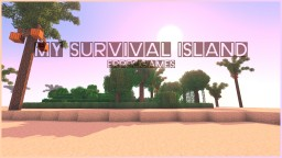 My Survival Island Minecraft Map & Project
