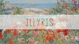 Illyris - Part II (Chapters 5-7) Minecraft Blog Post