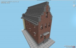 Old town: Corner house Minecraft Map & Project