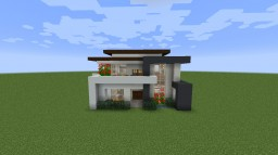 Modern House - 02 Minecraft Map & Project
