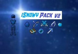 ~iSnowy Pack v2~ [1.8.9] [PvP] Minecraft Texture Pack