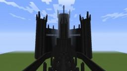 Seregost A Mordor Fortress Minecraft Map & Project