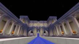 Perge (Southern-Turkey) The Nymphaeum Water fountain Minecraft Map & Project