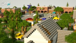 Retail Row in Minecraft! Minecraft Map & Project