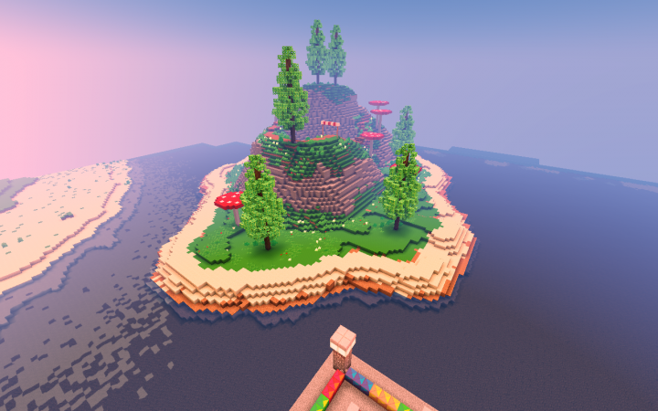 Wii Mushroom Gorge