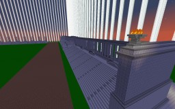 The Cathedral of Light at Zeppelinfeld, Nuemberg, Germany Minecraft Map & Project