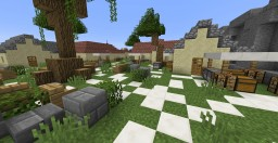 Greek Town Minecraft Map & Project