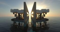 Sunburst - House on Sea Minecraft Map & Project