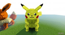Pokemon Let's Minecraft?Or Let's Go? Minecraft Map & Project