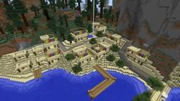 Andoria Minecraft Map & Project