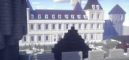 ONCE UPON A TIME (Rumpelstiltskin Castle)  snow version Minecraft Map & Project