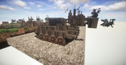 Conquest Reforged WWII bundle Minecraft Map & Project