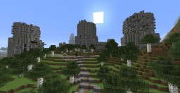 Third Cantor: Post Triple Imperial War Minecraft Map & Project