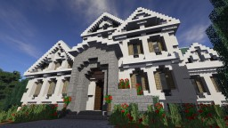 Traditional House #2 Minecraft Map & Project
