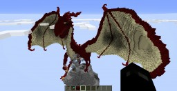 Sky- Red Dragon (MistahRushaman) Minecraft Map & Project