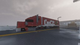 Coca-Cola's Truck Minecraft Map & Project