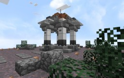 Sci-Fi Water Well Minecraft Map & Project