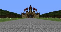 O.R.E's Animal Kingdom Zoo Minecraft Map & Project