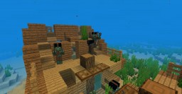Better drowned datapack Minecraft Map & Project