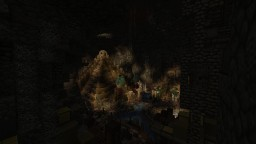 The lost Golden City Minecraft Map & Project