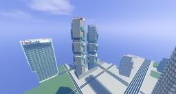 Lippo Centre Minecraft Map & Project