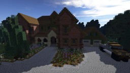 Traditional House #3 Minecraft Map & Project