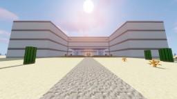 Desert Resort! 100% detailed Minecraft Map & Project