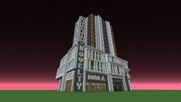The Mall By PierreEd City : Novelty Minecraft Map & Project