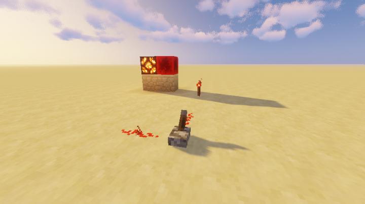 Redstone Sender