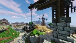 Diachrona, Timeless Tower Minecraft