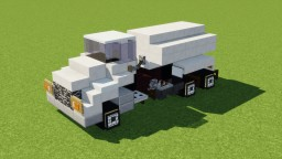 Watering Truck Minecraft Map & Project