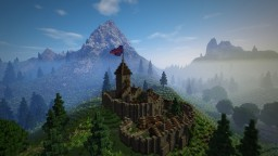 Wineck Castle Minecraft