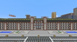 Shinraku City 新有楽 Minecraft Map & Project