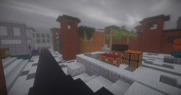 Dust II marry christmas Minecraft Map & Project