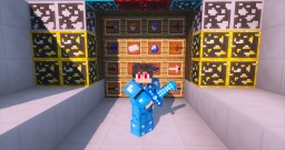 MercuryPack for PvP,Skywars,UHC (All versions) Minecraft Texture Pack