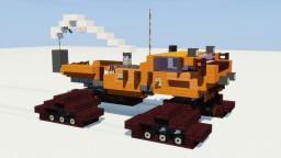 Modern Snow Vehicle Minecraft
