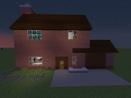 House on Privet Drive 4 Minecraft Map & Project