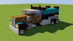 Custom Pete Dump Truck Minecraft