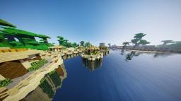 "Resort - Winning of the August ""Best build"" (pixelmon harmony) Minecraft"