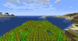 Spreadable Crops for 1.13+ Minecraft Map & Project