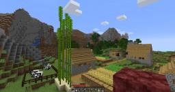 Aaron's Snapshot World Minecraft Server