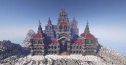 Red Castle Minecraft