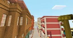 Ottoman Street ( Osmanlı Sokağı) Minecraft Map & Project