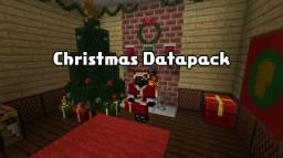 Christmas Datapack for vanilla Minecraft 1.13 Minecraft Map & Project