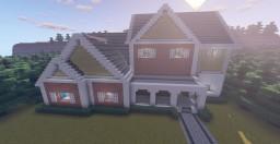 Suberban House Minecraft