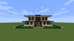 Modern House - 03 Minecraft Map & Project