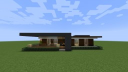 Modern House - 04 Minecraft Map & Project
