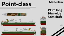 Point-Class Sealift Ship Minecraft